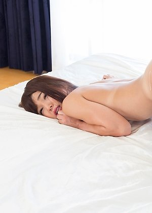 ass, cum in ass, hairy pussy, oiled, orgasm, shino aoi, stockings,