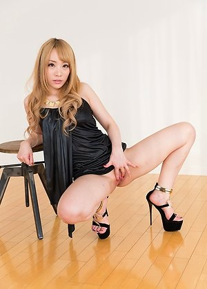 airi mashiro, blonde, footjobs, fuck, heels, lingerie, redhead, shaved pussy,