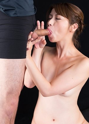 blowjob, cum in mouth, sperm licking, tsubaki katou,
