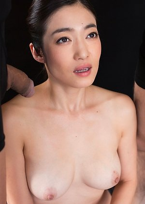 blowjob, cum in mouth, double blowjob, milf, ryu enami, sperm licking,
