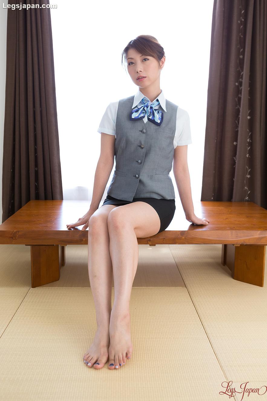 Legs Japan Tsubaki Katou
